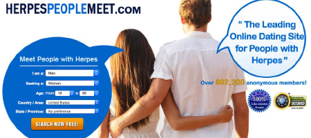 dating websites for people with herpes