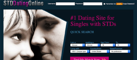 STD Dating Online