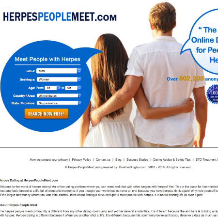 dating sites for adults with herpes